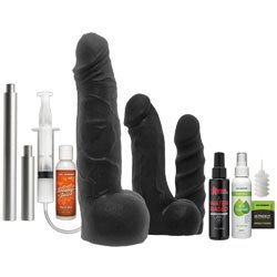 Kink Power Ranger Cock Collector 10 Piece Kit by Doc Johnson