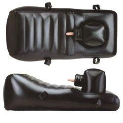Louisiana Lounger Inflatable Sex Machine by NMC Ltd