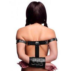 Strict Arm Binder Adjustable Restraint by XR Brands