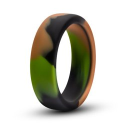Performance Green Camo Cock Ring by Blush Novelties