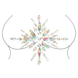 Soleil Body Jewels Sticker BODY002 by Leg Avenue Lingerie