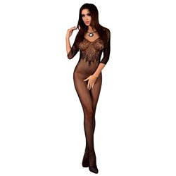 Corsetti Josslyn Crotchless Body Stocking UK Size 8 to 12 by Corsetti Lingerie