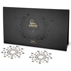 Bijoux Indiscrets Mimi Nipple Jewels Silver by Bijoux Indiscrets