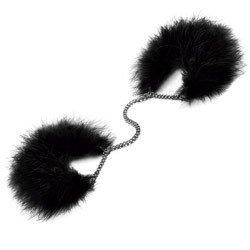 Bijoux Indiscrets Za Za Zu Maribou Feather Handcuffs by Bijoux Indiscrets