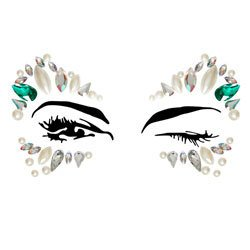 Arista Eye Jewels Sticker EYE001 by Leg Avenue Lingerie