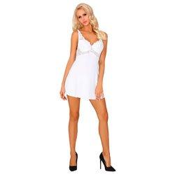 Corsetti Ellenin White Dress by Corsetti Lingerie