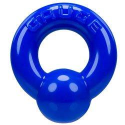 Oxballs Gauge Super Flex Cockring Police Blue by OXBALLS