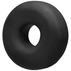 OxBalls Big Ox Super Mega Stretch Silicone Cock Ring Black by OXBALLS