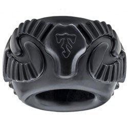 Perfect Fit Tribal Son Ram Ring 2 Pack Black by Perfect Fit