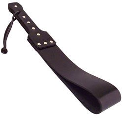 Rouge Garments Folded Paddle Black by Rouge Garments