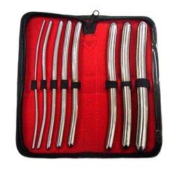 Rouge Stainless Steel Hegar Dilator Set by Rouge Garments