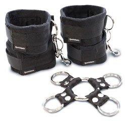 SportSheets 5 Piece Hog Tie And Cuff Set by Sportsheets