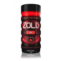 Zolo Fire Masturbator Cup by Zolo