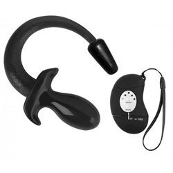 Good Boy Wireless Vibrating Remote Puppy Plug by Master Series