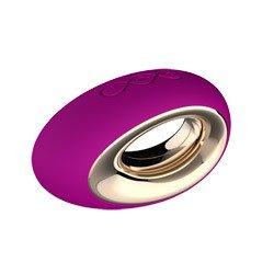 Lelo Alia Deep Rose Luxury Waterproof Rechargeable Massager by Lelo