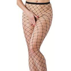 Black Fishnet Tights by Rimba