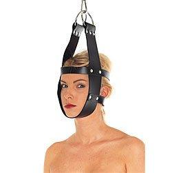 Leather Mask Hanger by Rimba